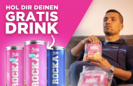 Gratis Drinks bei Rocka Nutrition sichern