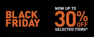 Foot Locker mit 30% Black Friday Rabatt
